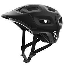 POC Matte Black 2018 Trabec MTB Helmet