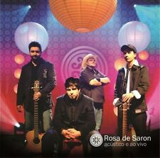 Rosa de Saron - Acustico E Ao Vivo [New CD]