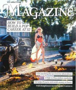 The Times Magazine: Daphne Guinness, Billy Porter, Valerie Pecresse 15.02.20