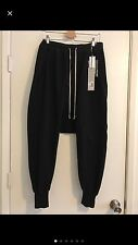 Rick Owens Prisoner Issue Sweat Pants Size Small