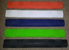 5x CHEVRON Cricket Bat Grips - RED, BLACK, NAVY, WHITE & FLURO GREEN - Oz Stock