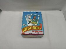 1989 Topps Baseball Wax Box (36 Packs)-Ken Griffey Jr rookie year
