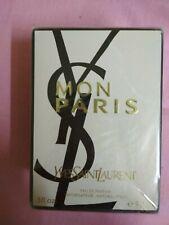 Mon Paris Eau de Parfum 90ML DEYVES SAINT LAURENT POUR FEMME NEUF