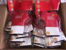 40 x Man United Kit Bottle Covers/ Drinks Coolers-Football Wholesale/JobLot/Bulk