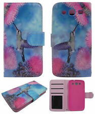 Mobile Phone Leather Pouch for Samsung