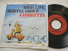 "High Life Skiffle Group - Lambretta / Am Samstag..   7""  Vinyl / Cover:excellent"