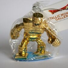 Square Enix Dragon Quest Metallic Monster Gallery - Gold Golem - Free Shipping