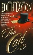 The Cad by Edith Layton (1998, Paperback)