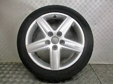 2005-09 AUDI A6 C6 17'' 5 STUD ALLOY WHEEL & TYRE 225/50R17 ( SEE ALL PICTURES )