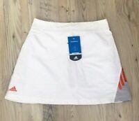 ADIDAS ORIGINAL falda de Tenis, short T 42 skirt Adidas NEW! Whit tags