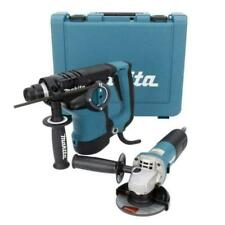 Makita Rotary Hammer Drill 7 Amp 1 18 In Corded Sds Plus Concrete Masonry Tool