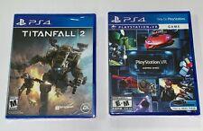 Titanfall 2 (PS4) & PlayStation VR Demo Disc Holiday Bundle Bundle PlayStation 4