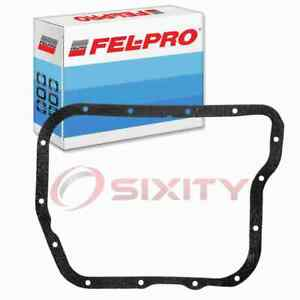 Fel-Pro Transmission Oil Pan Gasket for 1967-1971 Plymouth GTX Automatic nx