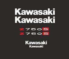 Pegatinas kawasaki z750 S vinilos adhesivos stickers decals autocollant rótulos