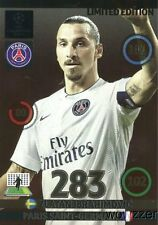 2015 Adrenalyn Champions League EXCLUSIVE Zlatan Ibrahimovic Limited Edition MT