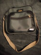 ROAM Softsided Nylon Luggage Carry On Bag Zipper W/ Shoulder Strap, Vintage LN