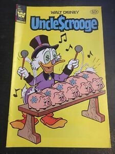 Walt Disney Uncle Scrooge#197 Awesome Condition 8.0(1982)