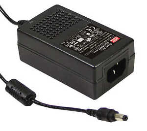 Mean Well GS25A24-P1J  24V 1A 24W Switching Power Adaptor
