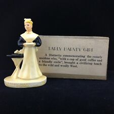 Sebastian Miniature SML-115A Early Harvey Girl - Blond Hair with Box