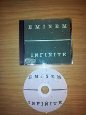 Eminem Infinite rare debut album mixtape CD Dr Dre Aftermath D12 rap hip hop