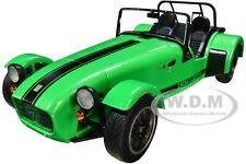 CATERHAM SEVEN 275R METALLIC GREEN 1/18 DIECAST MODEL CAR BY SOLIDO S1801801