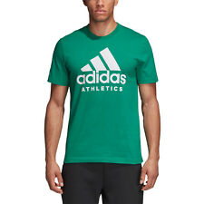 Adidas Men T-Shirt Athletic Tee Sports Running Workout ID Train Climalite CF9561