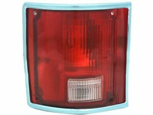 For 1978 GMC C15 Suburban Tail Light Assembly Left TYC 18861SY