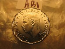 1944 Canada 5 Cent Five Cent Rare Coin One Coin From The Lot.
