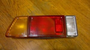 Original 1974-1975-1976-1977-78-1979-1980-1981-1982-83 FIAT X1/9 Tail Light-LH.
