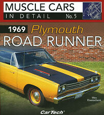 1969 PLYMOUTH ROAD RUNNER-HISTORY, PAINT & OPTION CODES.VIN & BUILD TAG DECODER