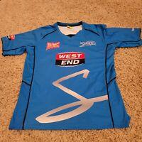 BBL Big Bash League Adelaide Strikers Indigenous Shirt Jersey Large Australia