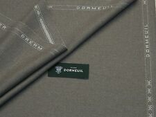 DORMEUIL 'WINTER DREAM' WOOL/SILK FAWN/BEIGE SHADE FABRIC 2.0METRES