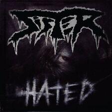 "Sister ""hated"" CD 11 pistas nuevo"