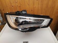 Audi A3 8V Xenonscheinwerfer Frontscheinwerfer rechts/2013