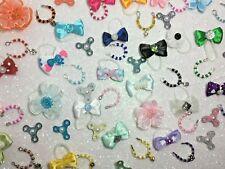 Littlest Pet Shop Clothes LPS Accessories 3PC Necklace Bow Fidget Spinner NO CAT