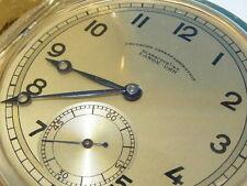Erwachsene Massivgold-Armbanduhren mit arabischen Ziffern