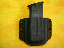 SINGLE MAG HOLSTER BLACK KYDEX FN 5.7 AND 5.7 MK2 FIVE SEVEN