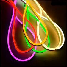 1-10M IP68 Waterproof AC220V 2835 Neon led strip light 120led/M Flexible Fairy l