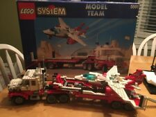 LEGO Model Team Mach II Red Bird Rig (5591) Rare Complete