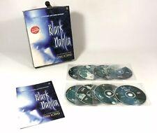 Black Dahlia Big Box PC Game Cd Rom Version RARE