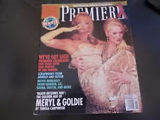 Meryl Streep, Goldie Hawn, Tim Robbins - Premiere Magazine 1992