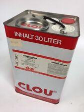 Clou CLOUCRYL Decklack Seidenmatt Altweiß 201-03, 30 Liter (9,66€/Liter) UN 1263