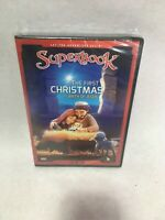 Superbook: The First Christmas The Birth Of Jesus Brand New Sealed DVD Religious