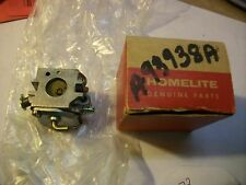 NOS Homelite #A93938A carburetor Walbro WA43A ST120 +OTHERS vintage chainsaw
