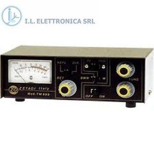 ZETAGI TM-999 ACCORDATORE / ROSMETRO 26-28 mhz  33035