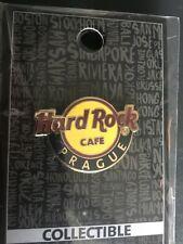 HARD ROCK CAFE PIN PRAGUE CLASSIC LOGO