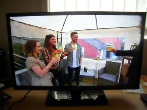 "Logik 24"" LED HD TV with DVD with Freeview"
