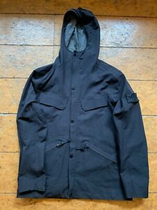 STONE ISLAND HOODED GHOST JACKET SIZE XL