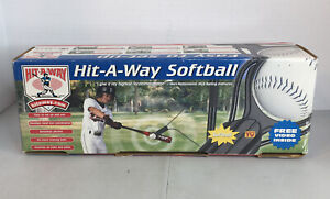 Hit-A-Way Softball Trainer Improve Your Batting Strength Pro Performance Sports