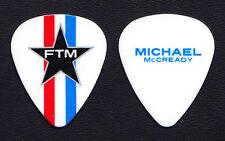 Flight To Mars Mike McCready Guitar Pick - 2013 Tour Pearl Jam